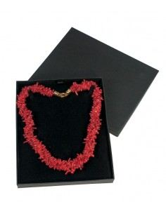 Collier rote Koralle
